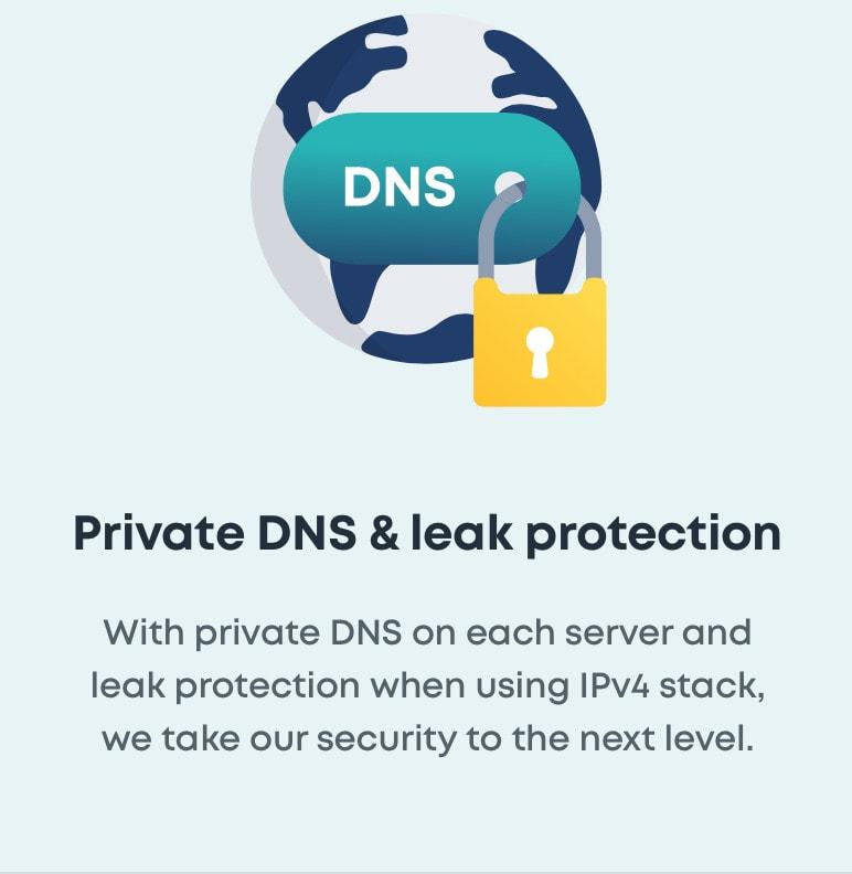 Surfshark DNS