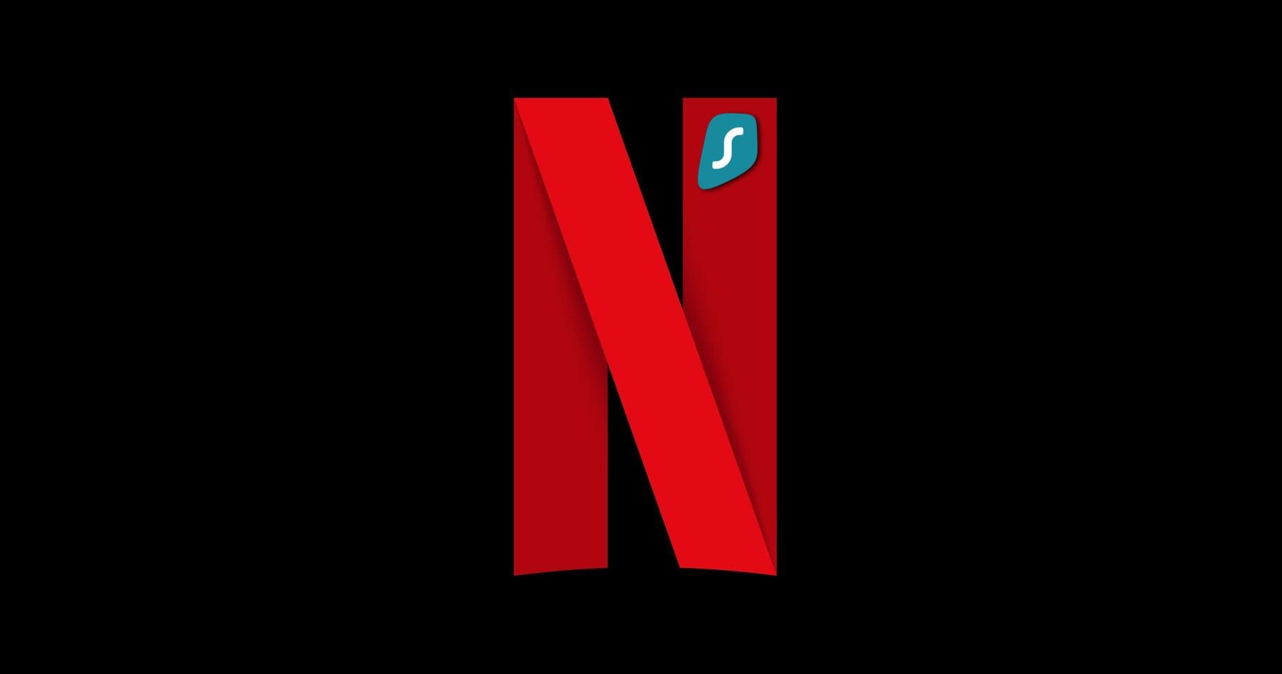 Netflix/Surfshark Logo