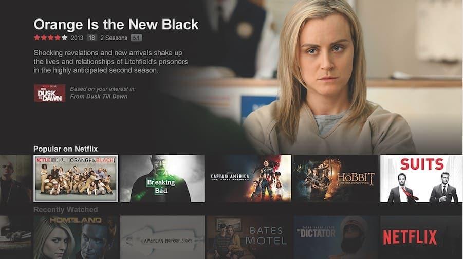 PureVPN Netflix Stream