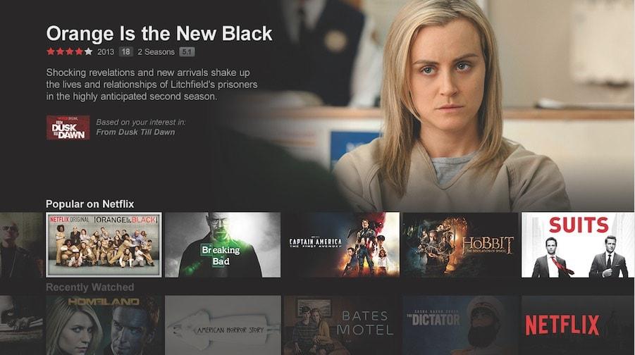 Netflix over PureVPN