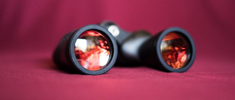 Binoculars Stock