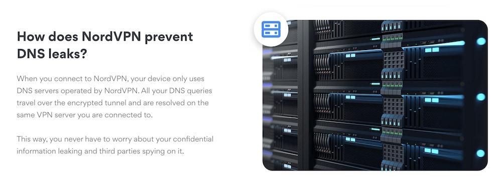 DNS Leak Protection