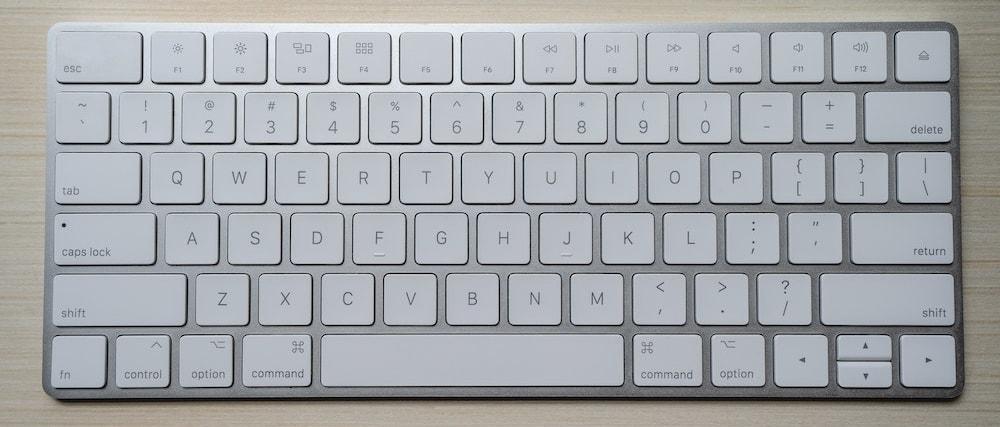 Keyboard stock