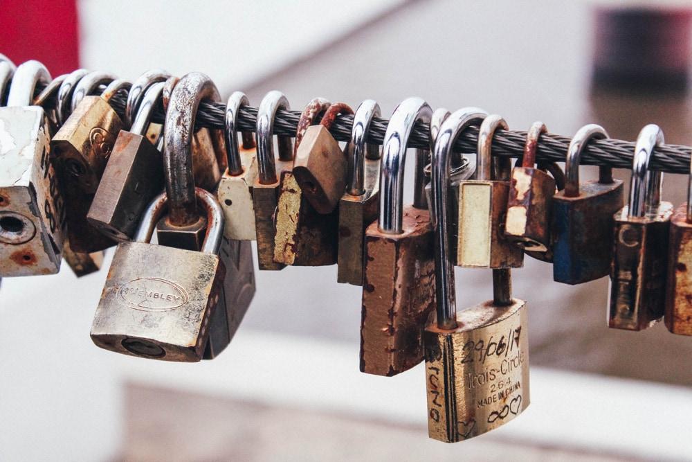 Locks on a Wire