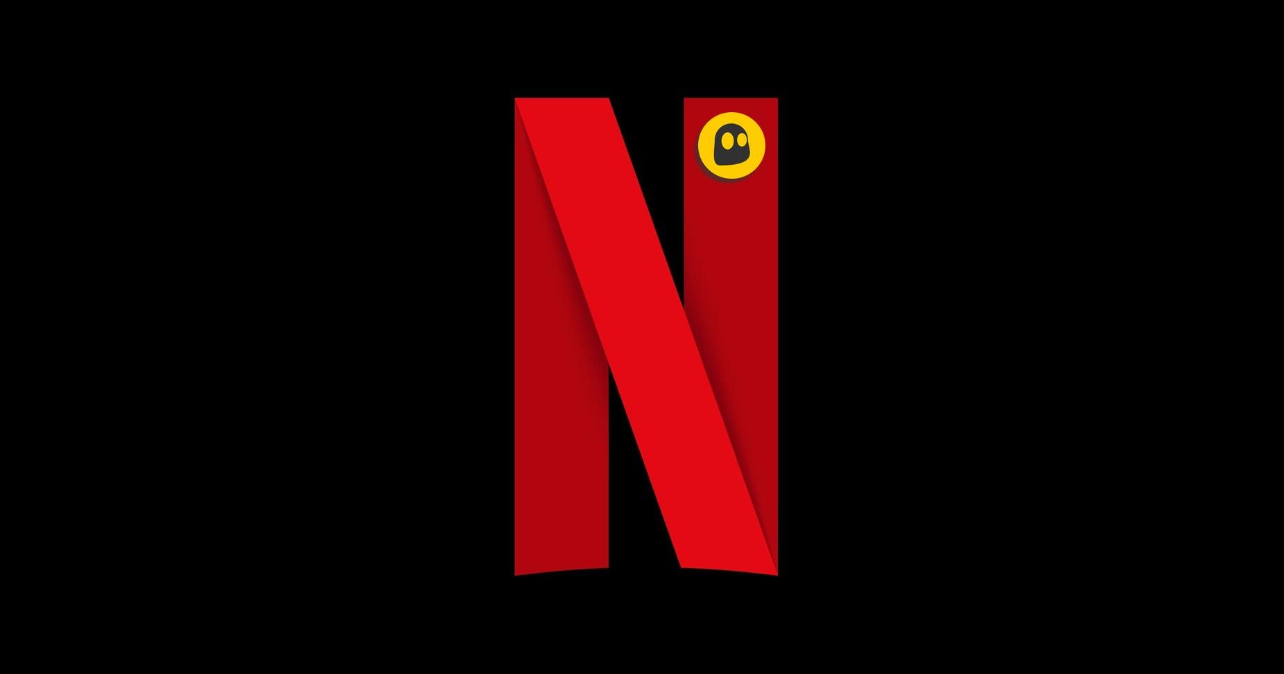 CyberGhost Netflix Featured
