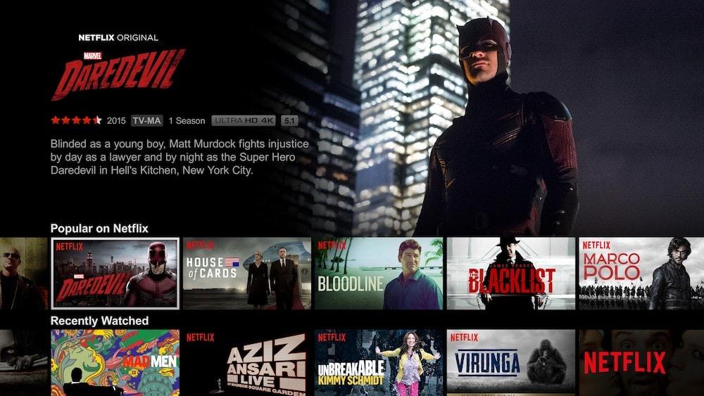 CyberGhost Netflix US